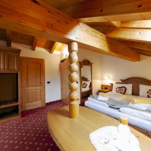 Junior Suite Lagorai Hotel Tirol
