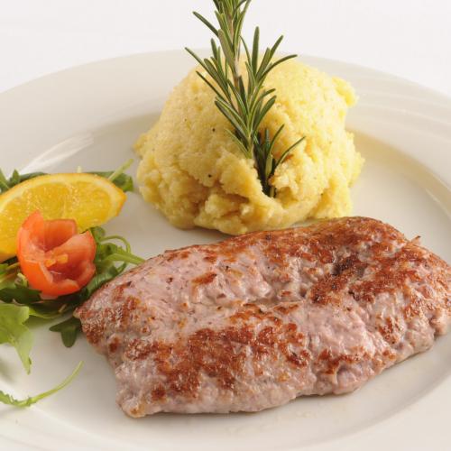 Piatto tipico Hotel Tirol