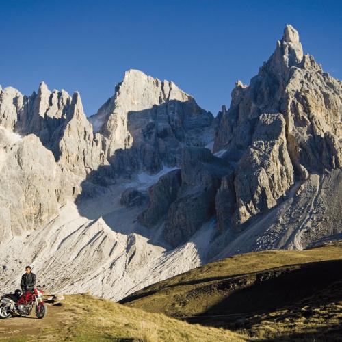 Dolomiti-biker