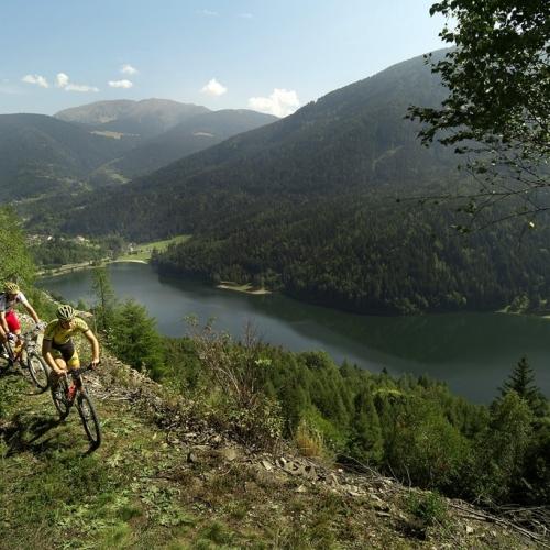 Giro di Ceramonte Mountain bike Piné Cembra