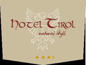 Logo Hotel Tirol big