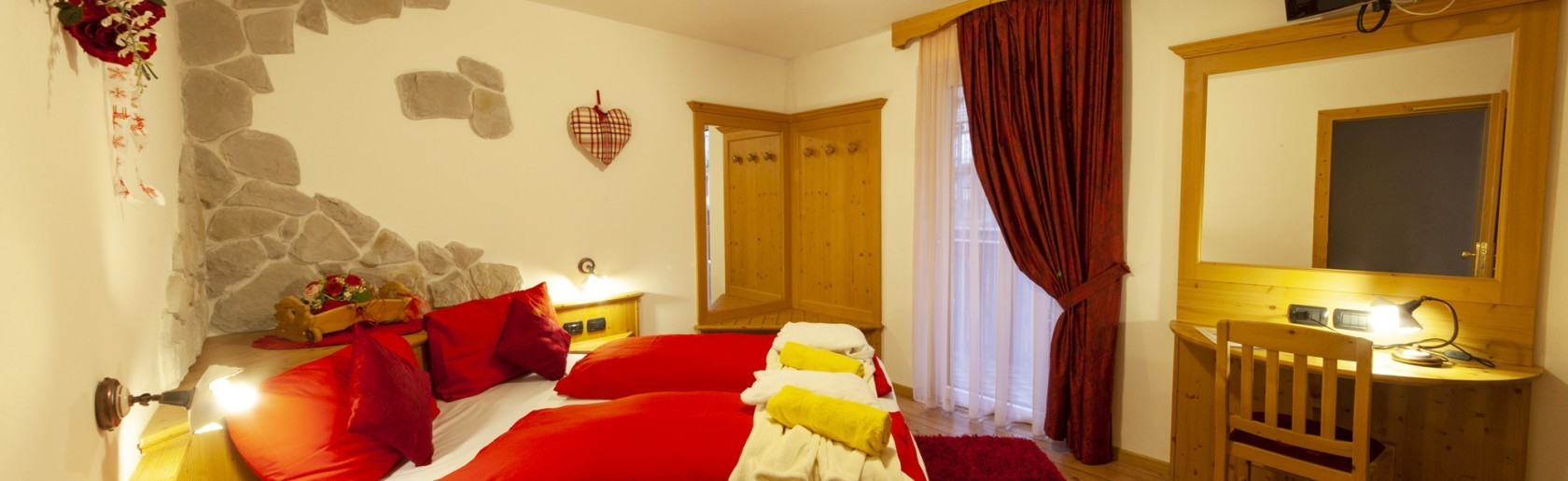 Romantic Room Hotel Tirol