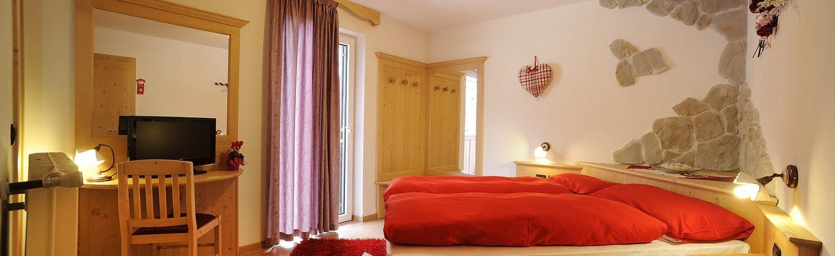 Camere Hotel Val di Cembra