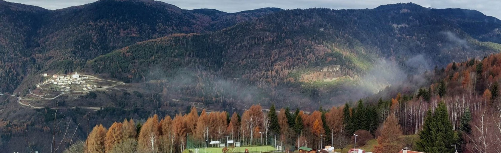 Come raggiungere l'Hotel Tirol, a Montesover in Trentino