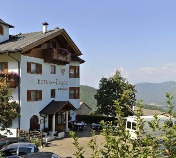 Prenota la tua vacanza all'Hotel Tirol in Trentino