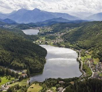 Il territorio, Val di Cembra e Dolomiti
