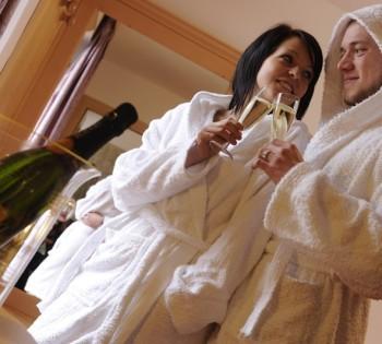 vacanze in coppia  all'Hotel Tirol